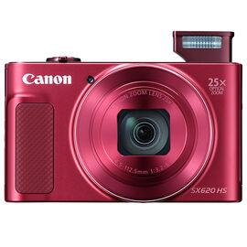 Canon PowerShot SX620 HS - Red - 1073C001