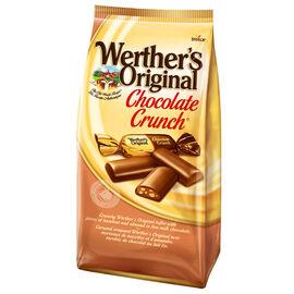 Werther's Original Toffee Candy - Chocolate Crunch - 125g