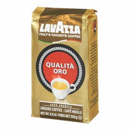 Lavazza Qualita Oro Ground Coffee - 250g