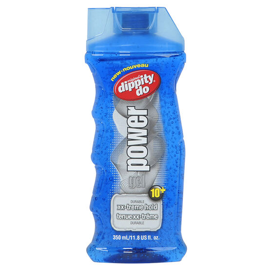 Dippity-Do Power Gel - Hard Hold - 350ml