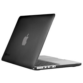 Speck SeeThru Case for MacBook Pro 13inch with Retina Display - Onyx Matte Black - SPK-71574-0581