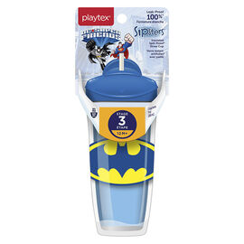 Playtex Straw Cup with Twist n' Click Technology - 266ml - Assorted