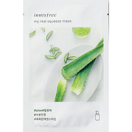 Innisfree My Real Squeeze Mask Mask - Aloe - 20ml