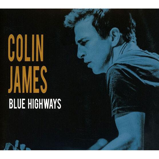 Colin James - Blue Highways - CD