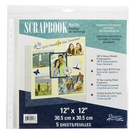 Pacific Trendz Scrapbook 12x12 Refill - 12x12