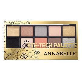 Annabelle Eye-Tech Palette - Light Shadows