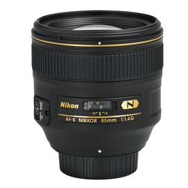 Nikon AF-S FX 85mm f/1.4G Lens - 2195
