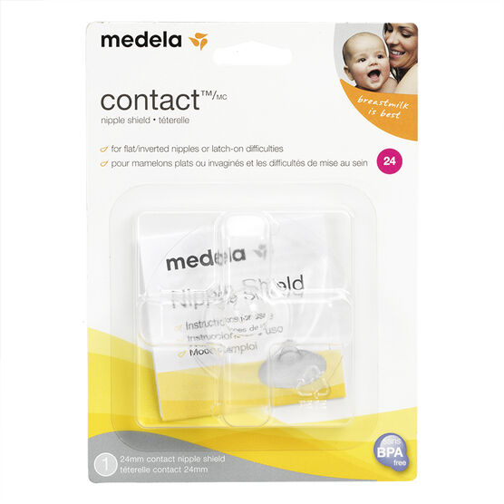 Medela Contact Nipple Shield - 24mm