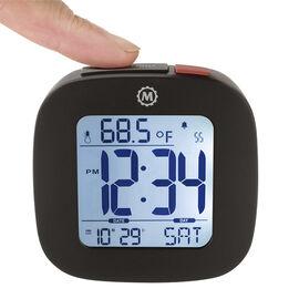 Marathon Compact Alarm Clock