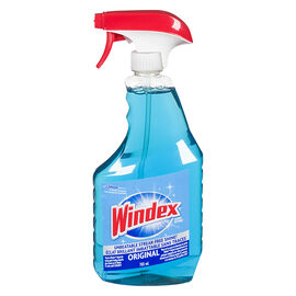 Windex Trigger Blue Glass Cleaner - Original - 765ml