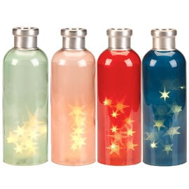 London Drugs LED Bottle Lamp Wide Mouth - 11in - Assorted