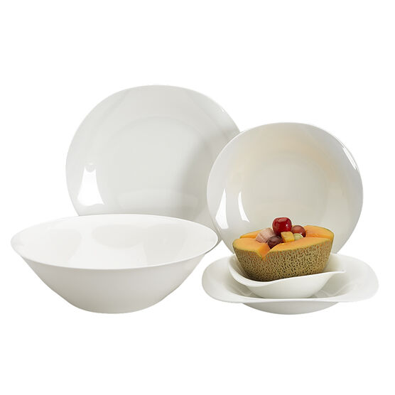 Luminarc Volare Large Bowl - 9.75inch - White