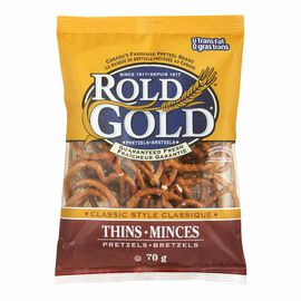 Rold Gold Thins Pretzels - 70g