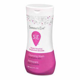 Summer's Eve Simply Sensitive Feminine Wash - 266ml