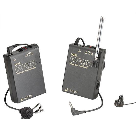 Azden WLX-Pro Wireless Microphone - WLX-PRO