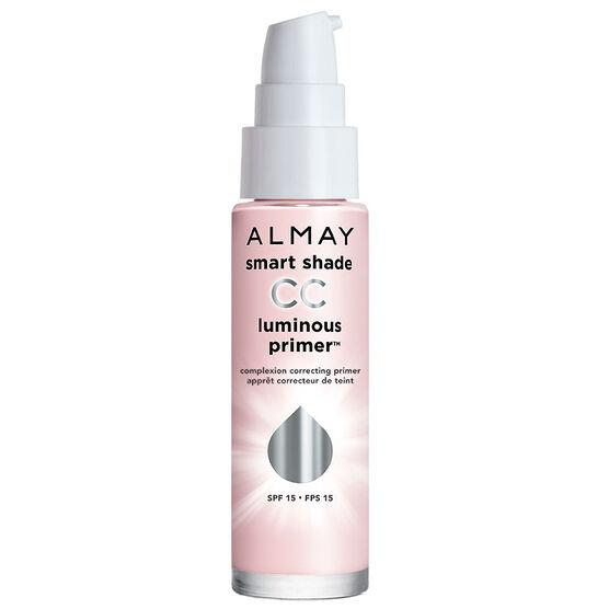 Almay Smart Shade CC Luminous Primer