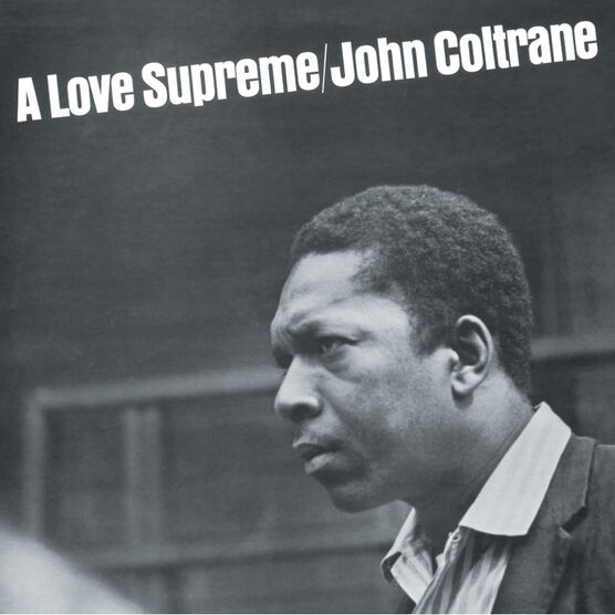 John Coltrane - A Love Supreme - CD