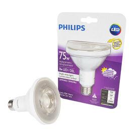 Philips LED Par30L Light Bulb - Bright White - 75w/8w
