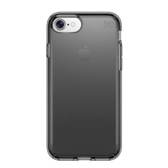 Speck Presidio Clear for iPhone 7 - Matte Black - SPK799885747