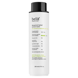 belif Bergamot Herbal Extract Toner - 200ml