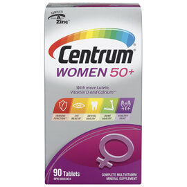 Centrum For Women 50+ - 90's