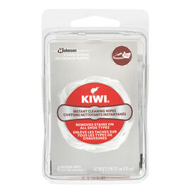 Kiwi Instant Cleaning Wipes - 4's