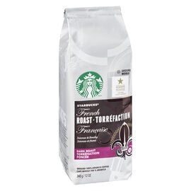 Starbucks Coffee - French Dark Roast - Ground - 340g