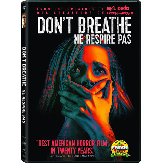 Don't Breathe - DVD