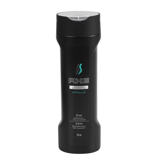 Axe Shampoo + Conditioner - Apollo - 355ml