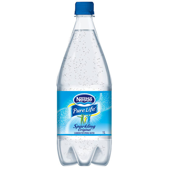 Nestle Sparkling Water - Original - 1L