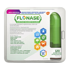 FLONASE Allergy Relief Spray - 120 Sprays