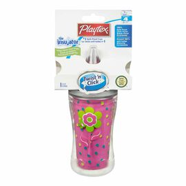 Playtex Insulator Sport Cup - 1 pack - Assorted Colours