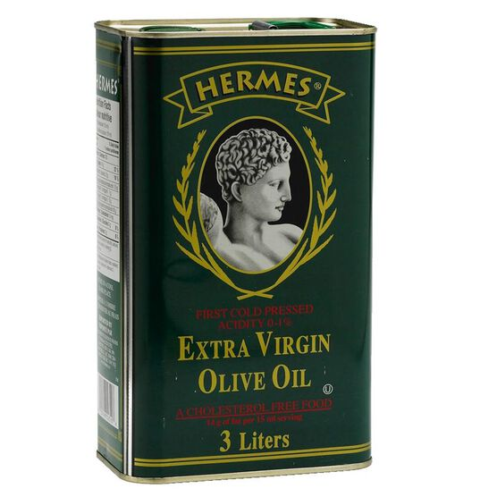 Hermes Extra Virgin Olive Oil - 3L