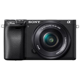PRE ORDER: Sony a6400 with 16-50mm Lens - ILCE-6400L/B
