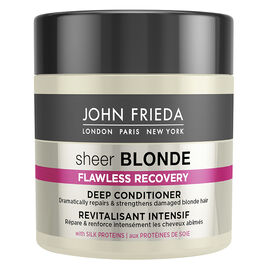 John Frieda Sheer Blonde Flawless Recovery Deep Conditioner - 150ml