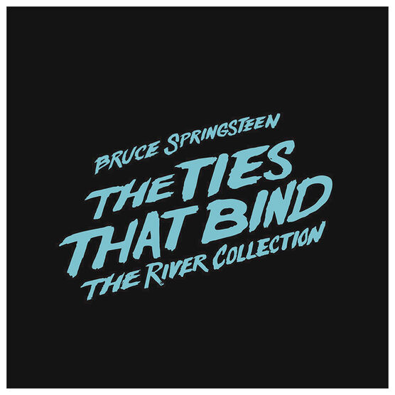 Bruce Springsteen - The Ties That Bind: The River Collection - 4 CD + 3 DVD