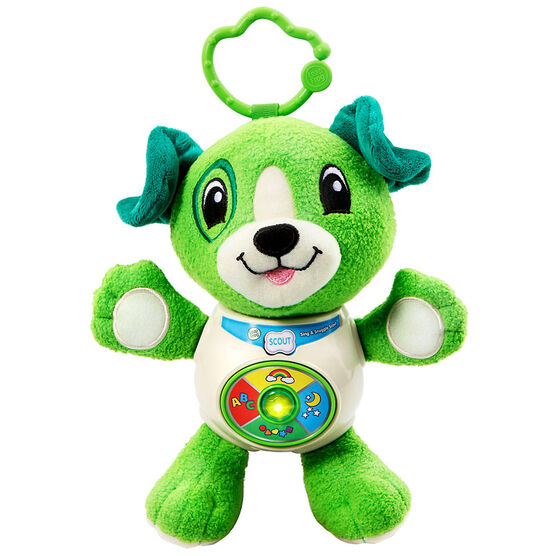 LeapFrog Sing and Snuggle Scout - 80601701