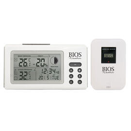 Bios Indoor/Outdoor Thermometer and Hygrometer - 312BC