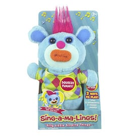 Sing-A-Ma-Lings Plush - Assorted