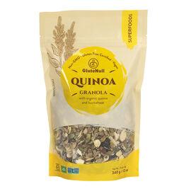 GluteNull Granola - Quinoa - 340g