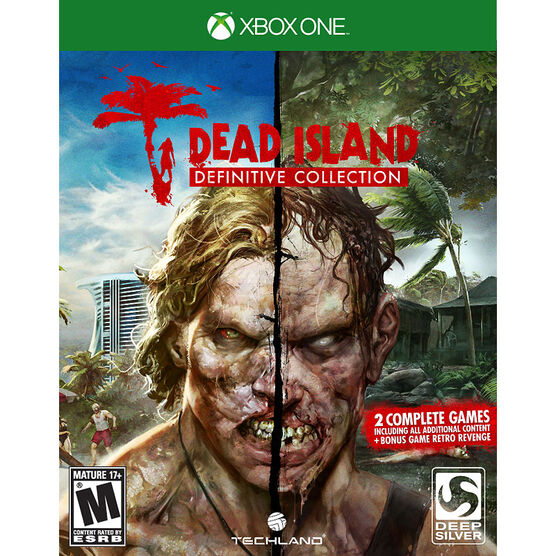 Xbox One Dead Island Definitive Collection