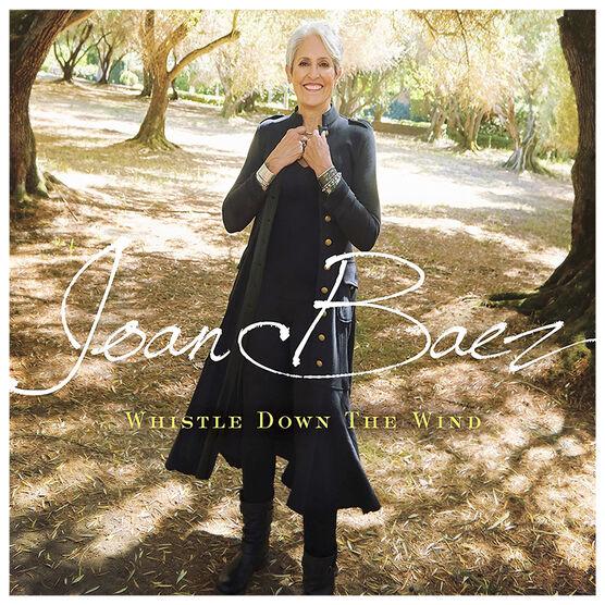 Joan Baez - Whistle Down The Wind - CD