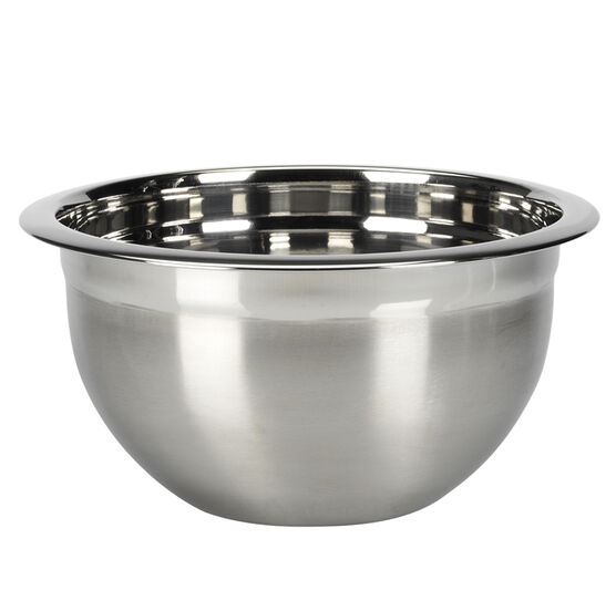 Stainless Steel Euro Mixing Bowl - 24cm