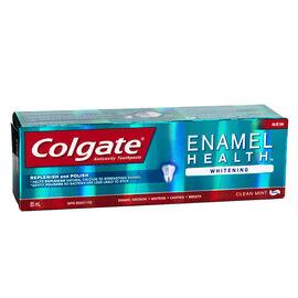 Colgate Enamel Health Whitening Toothpaste - Clean Mint - 85ml