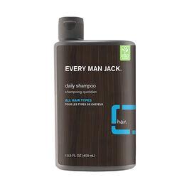 Every Man Jack Daily Shampoo - 400ml