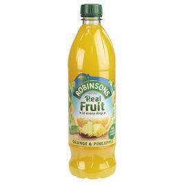 Robinsons Real Fruit Orange & Pineapple - 1L