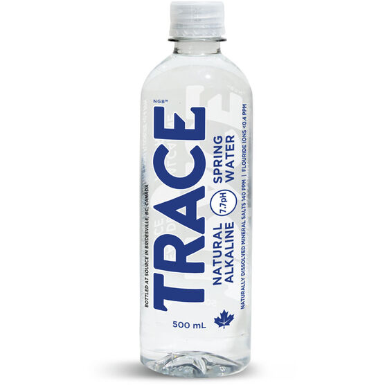 Trace Base Rocky Mountain Water - 500ml
