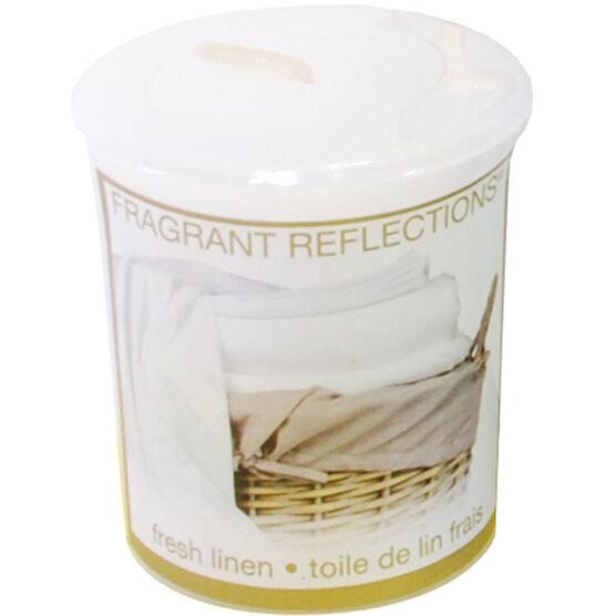 Fragrant Reflection Votive Candle - Fresh Linen