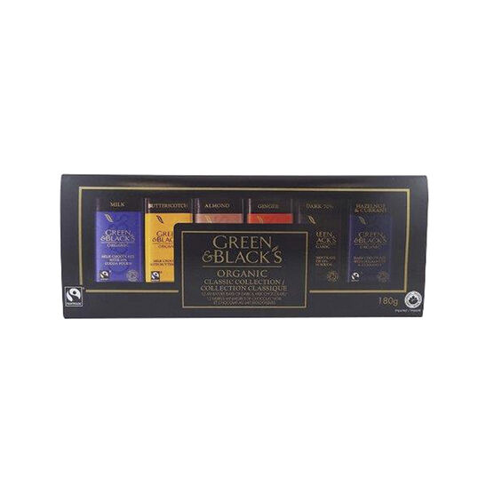 Green & Blacks Organic - Mini Collection - 12x15g