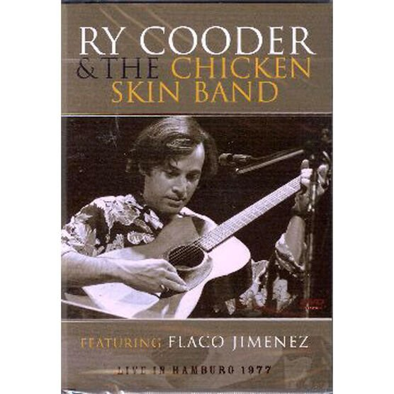 Ry Cooder: Ry Cooder and the Chicken Skin Band - DVD
